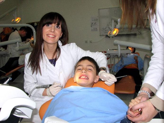 Strah od stomatologa kod dece